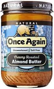 Once Again Smooth Almond Butter