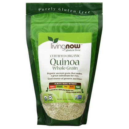 Now Foods Organic Quinoa