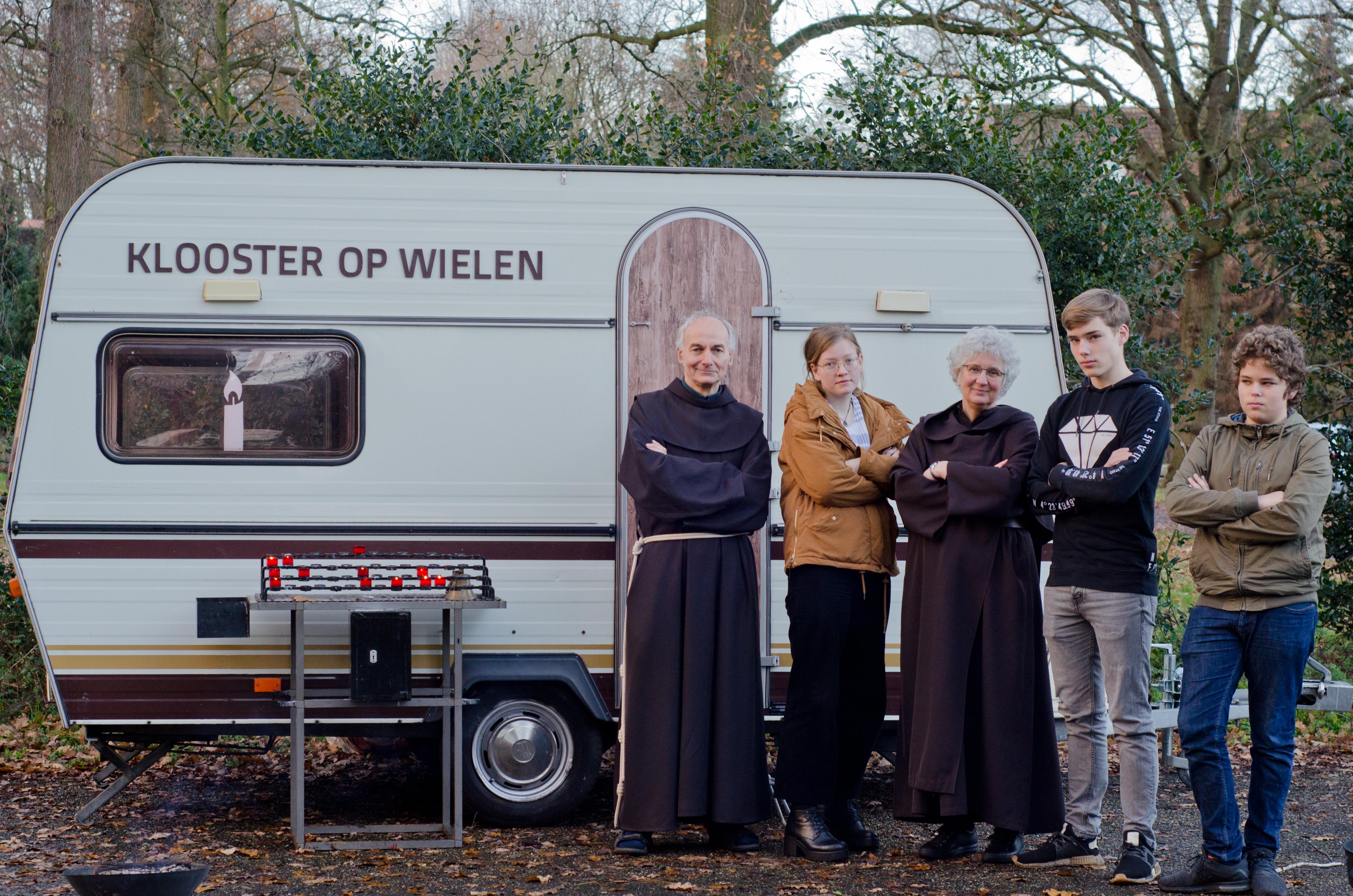 Klooster Op Wielen 2018 tryout