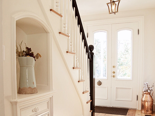 First Impressions are Everything: Starting at the Entryway