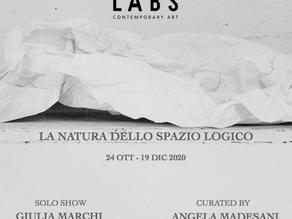 La natura dello spazio logico | Giulia Marchi