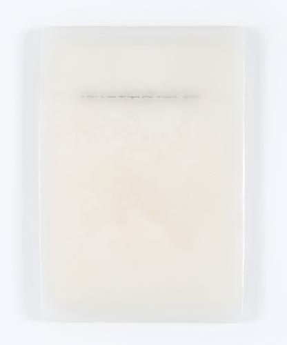 Elena Modorati, stanza, cera, carta giap
