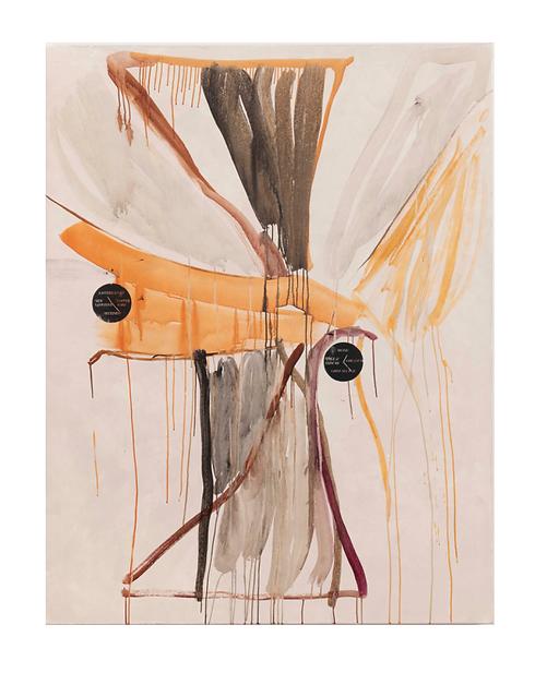 2 Martedi, Gowanus, 2019, 180x140 cm, ac