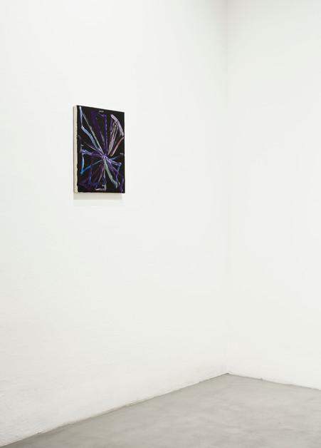 Henry Chapman, Prudent triangle, installation view. Ph. Carlo Favero