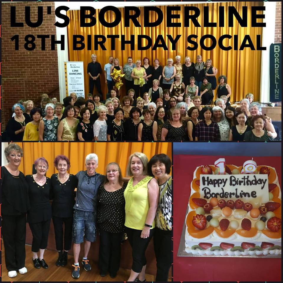 lu olsen 18th birthday social