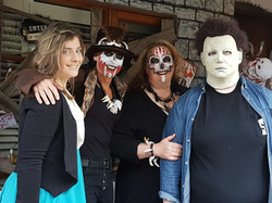Our Halloween family