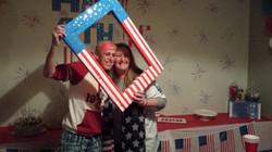4th July Caro & Jodie