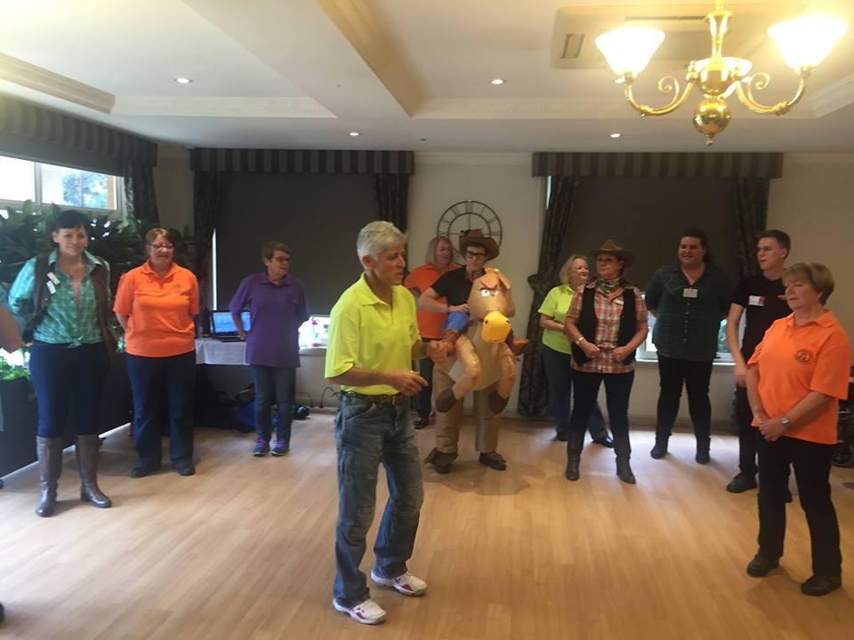 Ruckers Hill Aged Care 2017