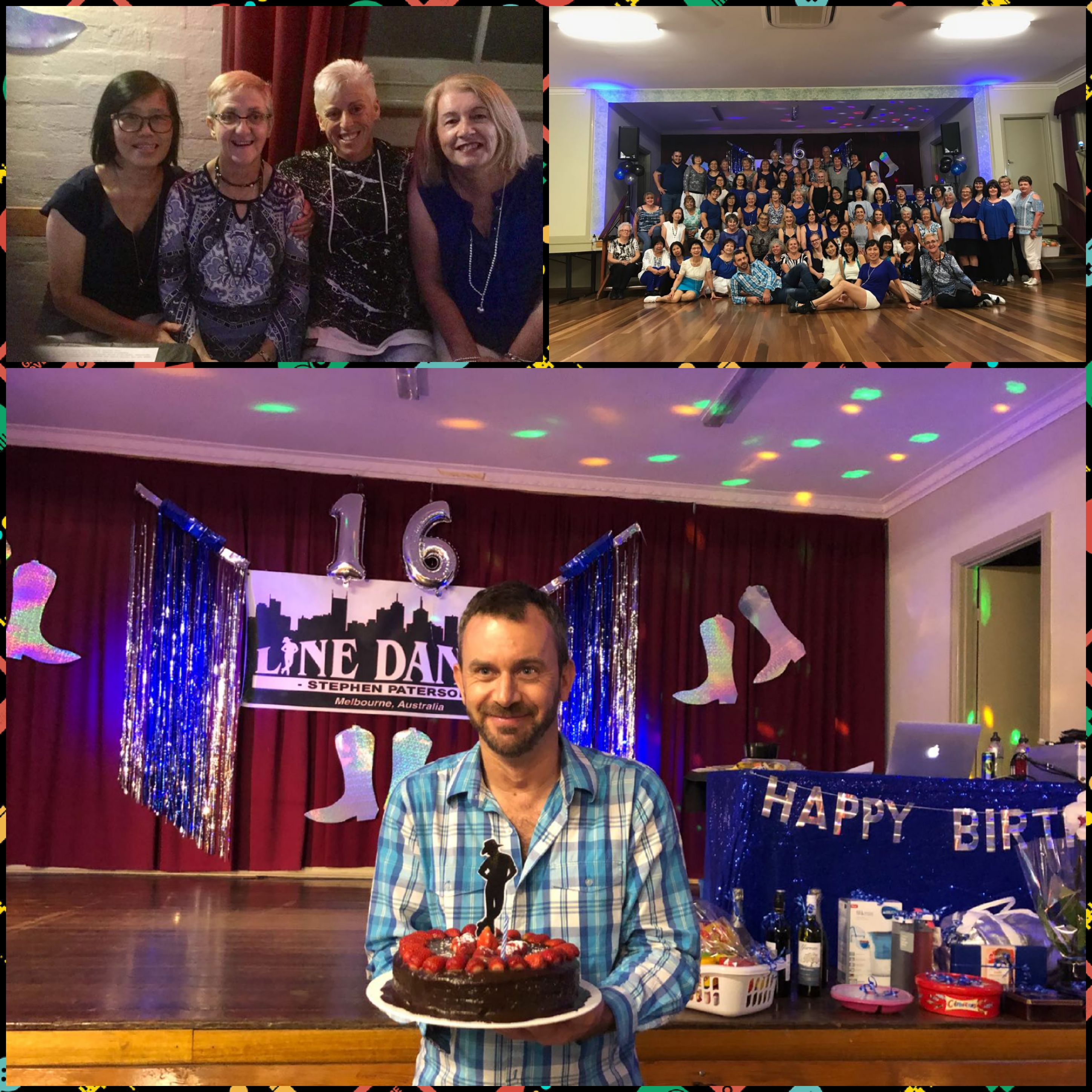 2018 Stephen Paterson 16th birthday social