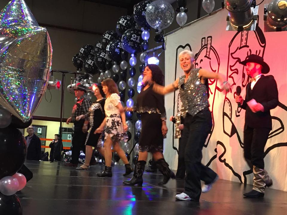 VLDA Ball 2017