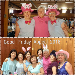 good friday appeal 2018