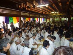 中国観音33周年法会