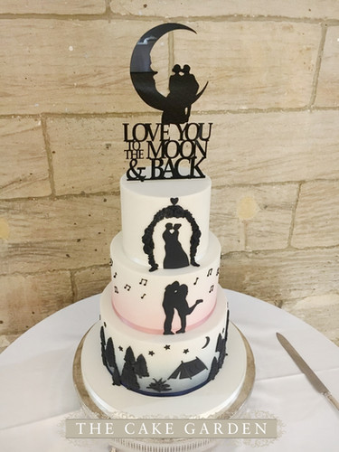 Our Love Story Silhouette