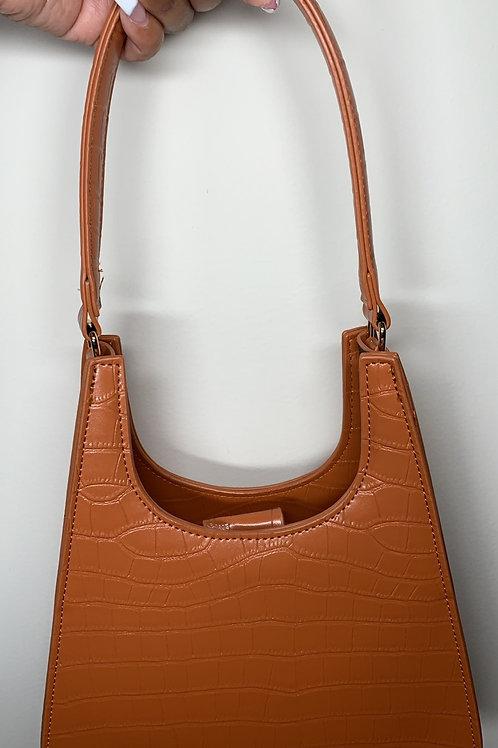 Bossy Bag (burnt orange)