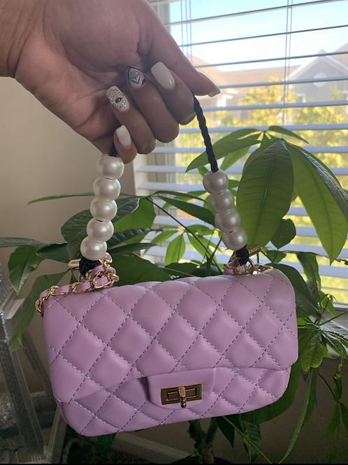 BOUJEE BAG (lavender)