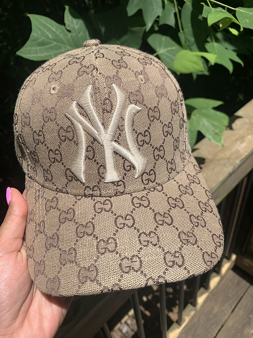 CUTE A$$ HAT (TAN)