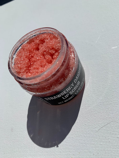 Strawberry Daiquiri Scrub