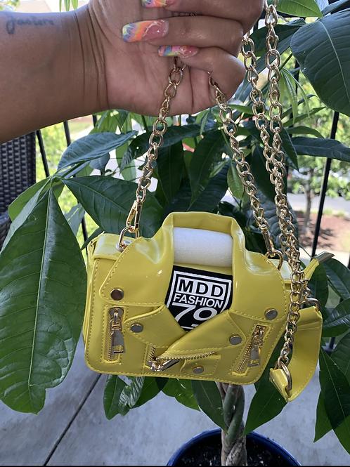 Motorsport Bag (mustard yellow)