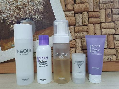 New Home Skincare Routine
