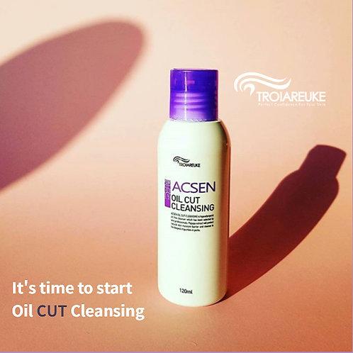 ACSEN Oil Cut Cleansing (120ml)