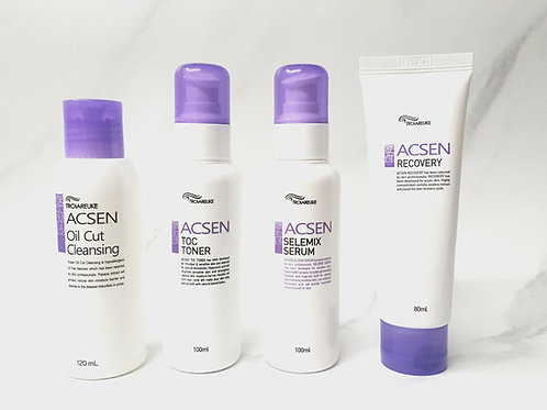 Acne Recovery Kit (4 Items-Large Size)