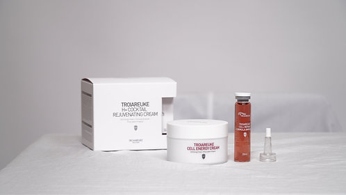 Cell Energy Cream + Ampoule Set