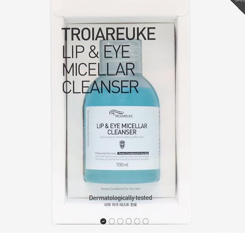 Lip & Eye Micellar Cleanser (100m)