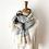 Thumbnail: Plaid Linen Cotton Scarf