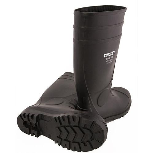 3fba5d9121f Tingley Steel Toe Rubber Boot