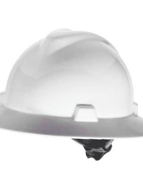 MSA Full Brim Hard Hat
