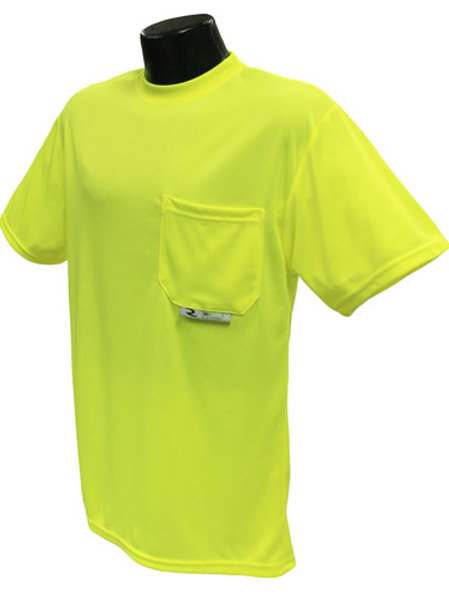 ST11-N Non Rated Short Sleeve Safety Shirt