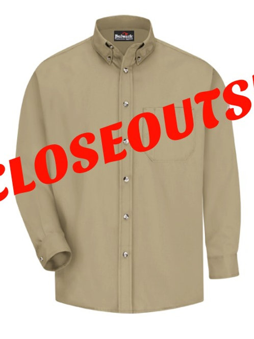 Men's FR Closeout Button Down Shirt