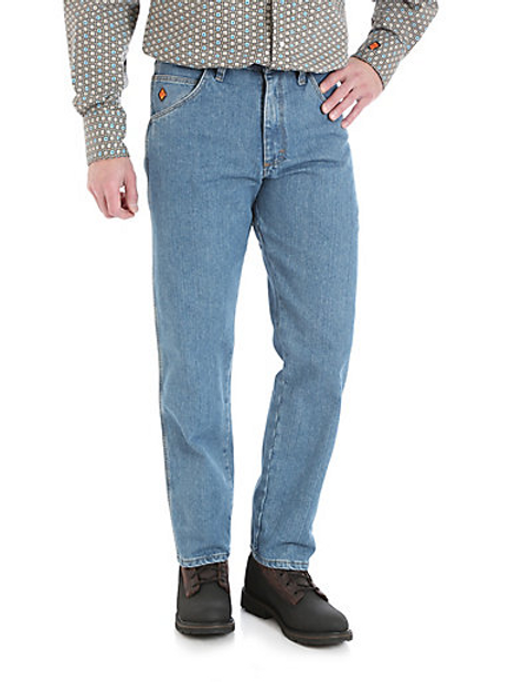 Men's Wrangler FR Regular Cool Vantage
