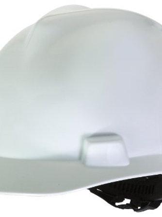MSA V-Guard Hard Hat
