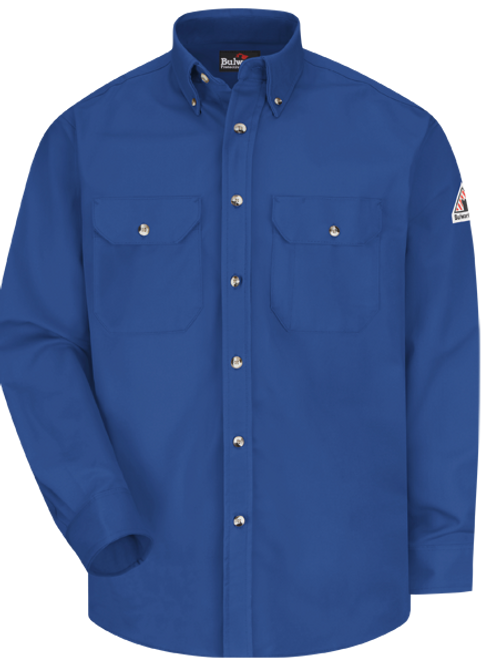 Men's Bulwark FR Button Down Work Shirt