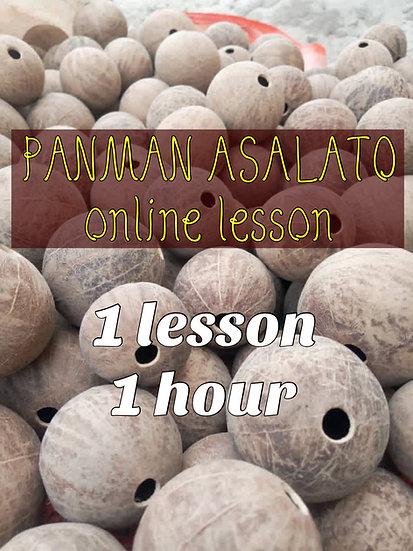 ASALATO Online Lesson Ticket アサラトオンラインレッスンチケット