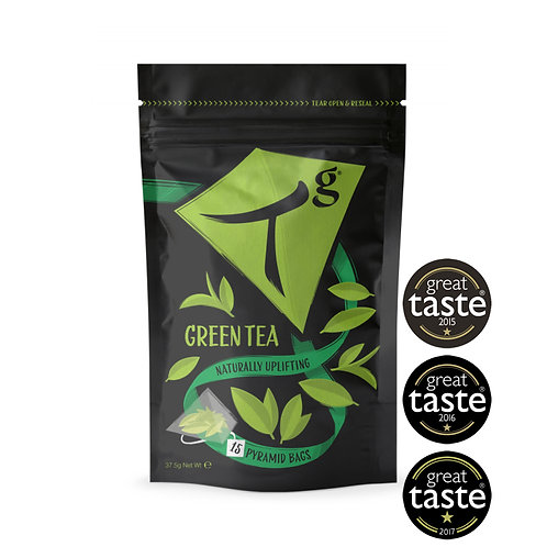 Tg Green Tea – 15 tea bags pouch