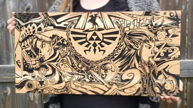 Zelda Large Print