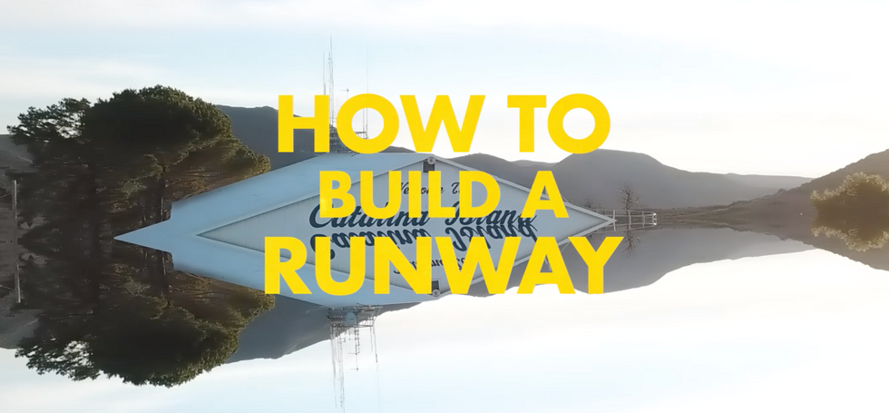 How to Build a Runway