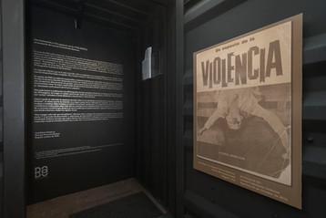 Caja negra, un aspecto de la violencia
