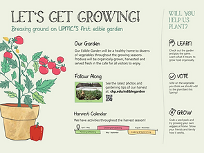 Let's Grow Poster Poster Iteration 3