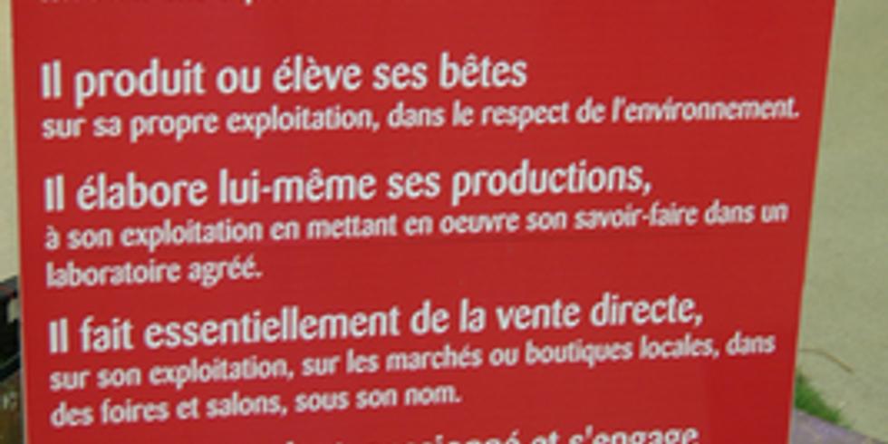 Salon Pari Fermier d'Automne au Parc Floral Paris 12ème