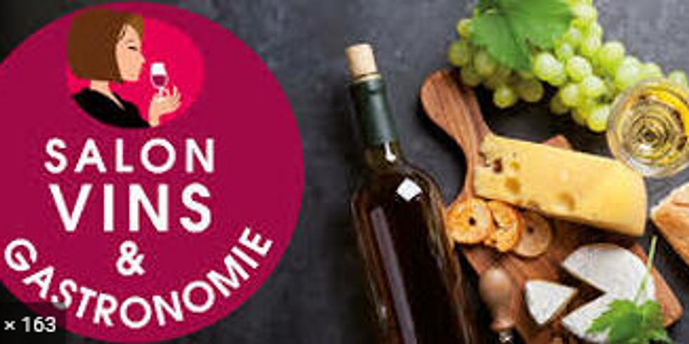 Salon des vins et de la Gastronomie de RENNES