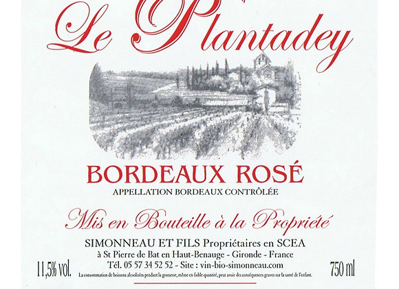 Plantadey Rosé