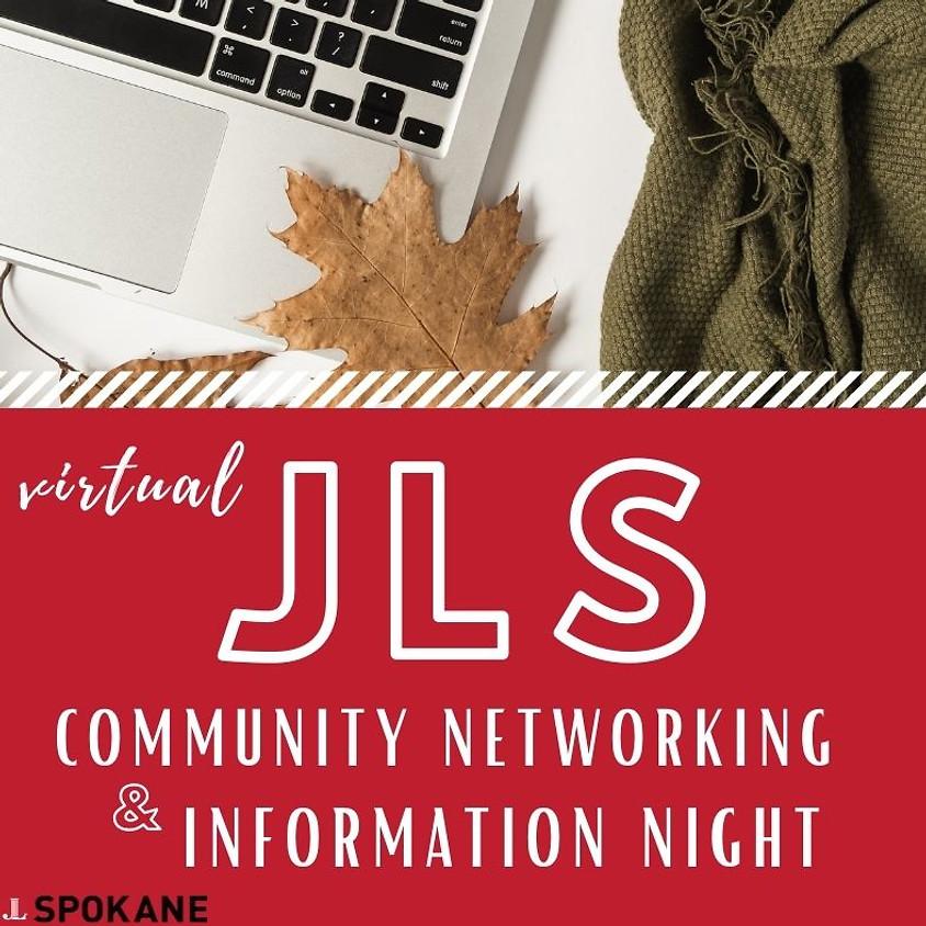 Virtual JLS Community Networking & Info Night