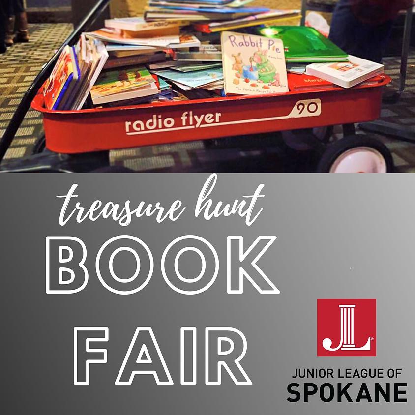 Treasure Hunt Book Fair