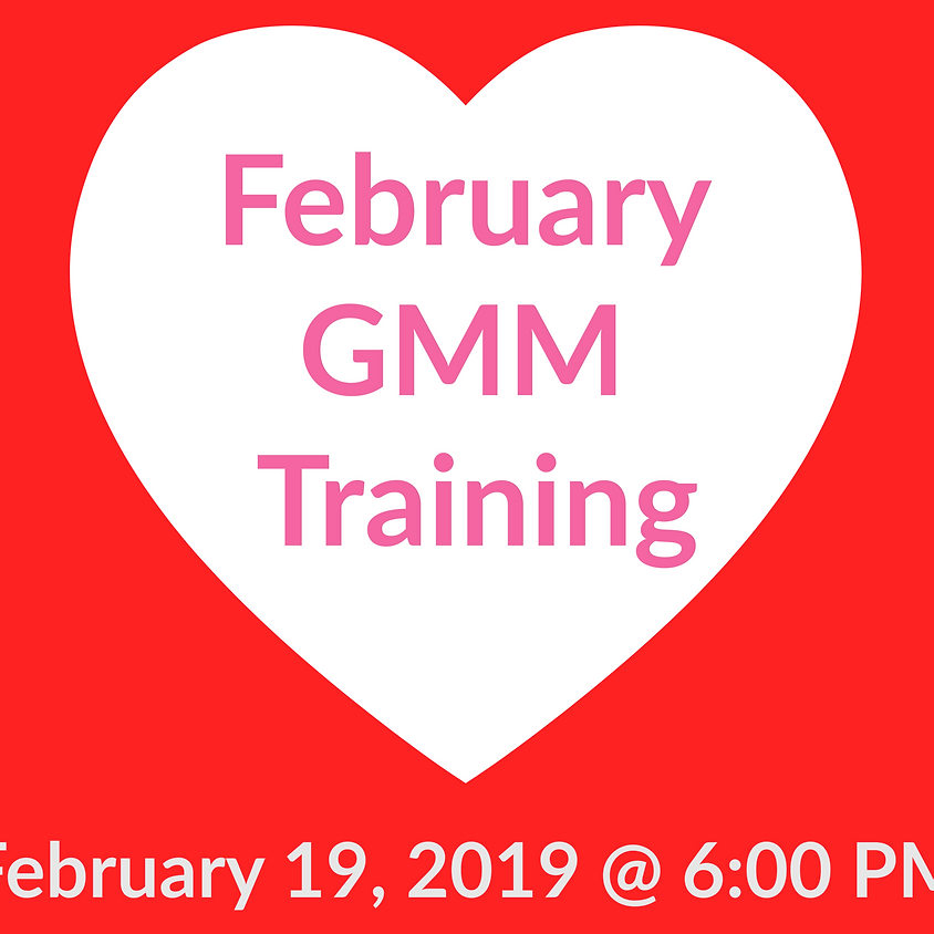 February Training Meeting