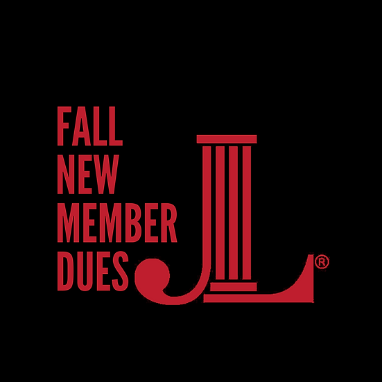 Fall New Member | JLS Dues