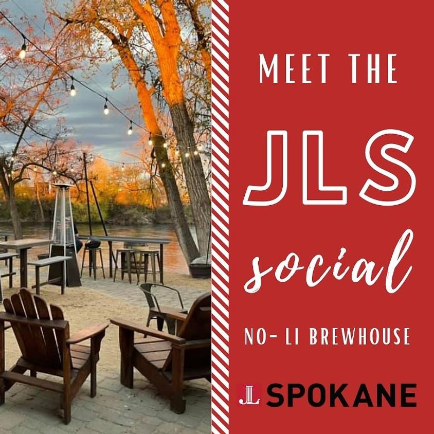 Meet the JLS  @ No-Li Brewhouse