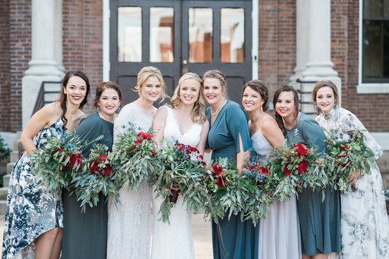 Bridal Party - Karlee Beauty